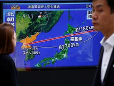 China urges US and South Korea not to provoke Pyongyang