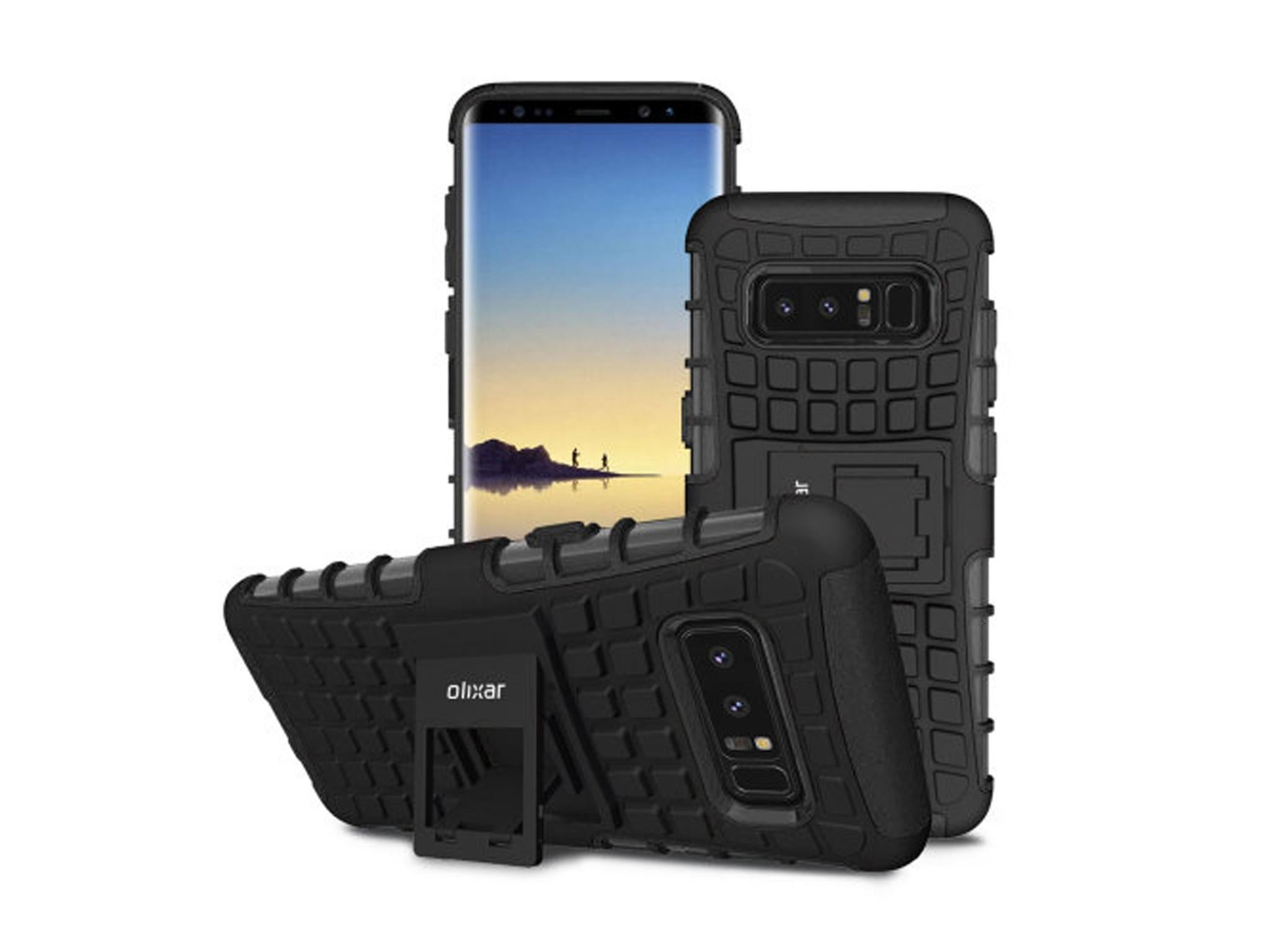 best service 45c3c e9214 10 best Samsung Galaxy Note 8 cases   The Independent