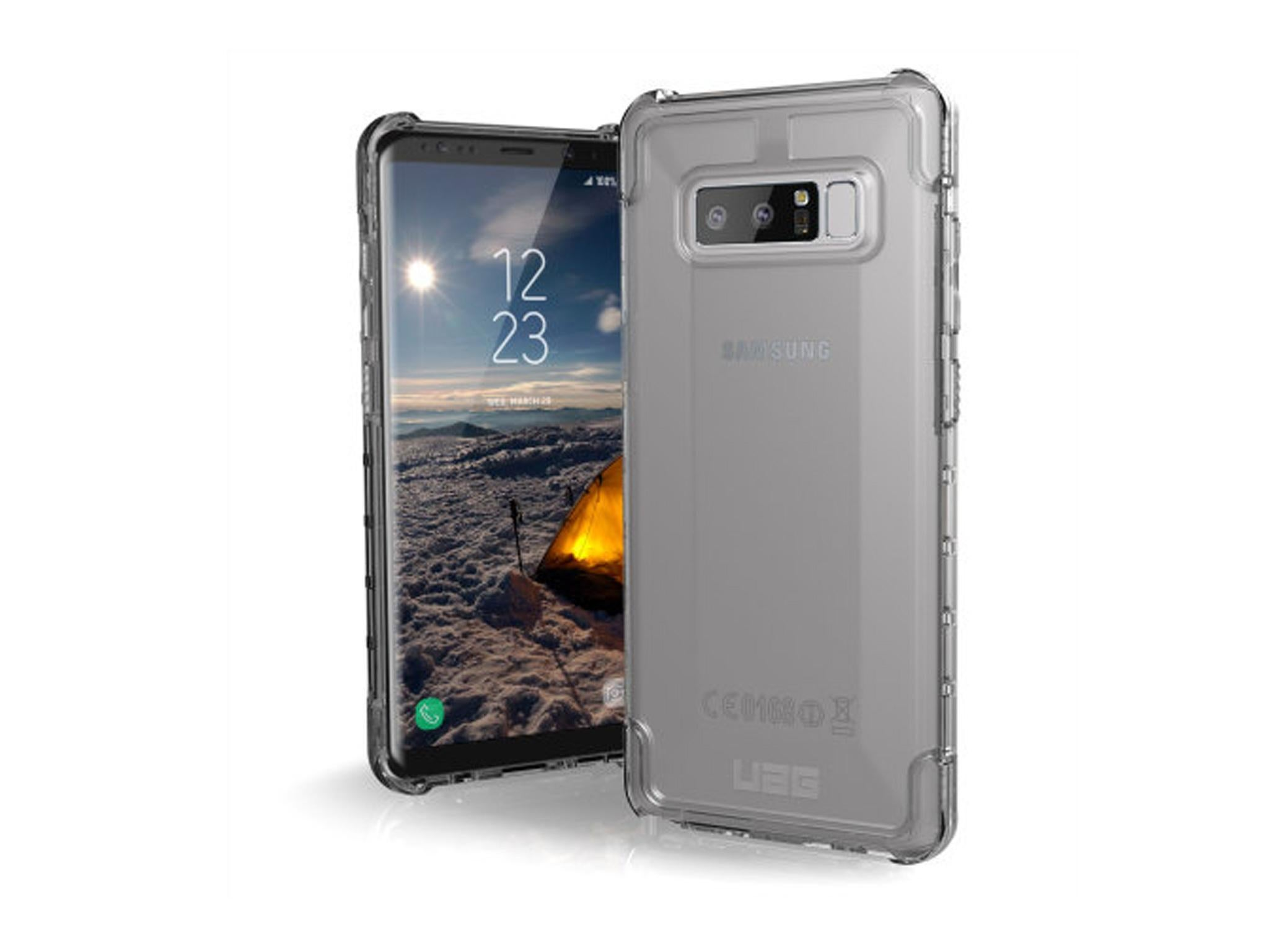 "e66e550ce9af The translucent UAG Plyo case is one of the best-looking ""rugged"" options  out there. Despite its relatively thin profile, its reinforced corners are  ..."