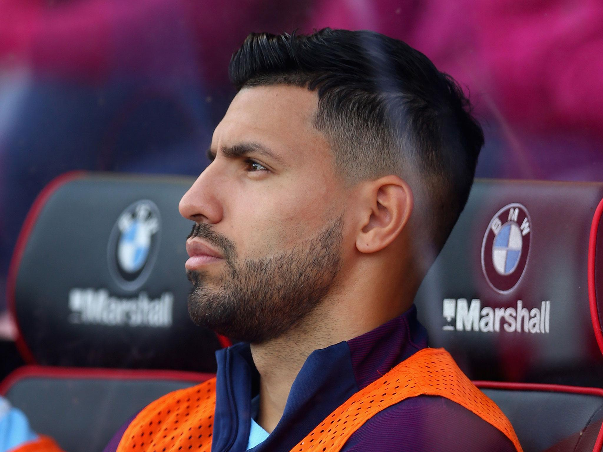 Arsenal Tell Manchester City They Want Sergio Aguero In Any Deal - Aguero hairstyle new