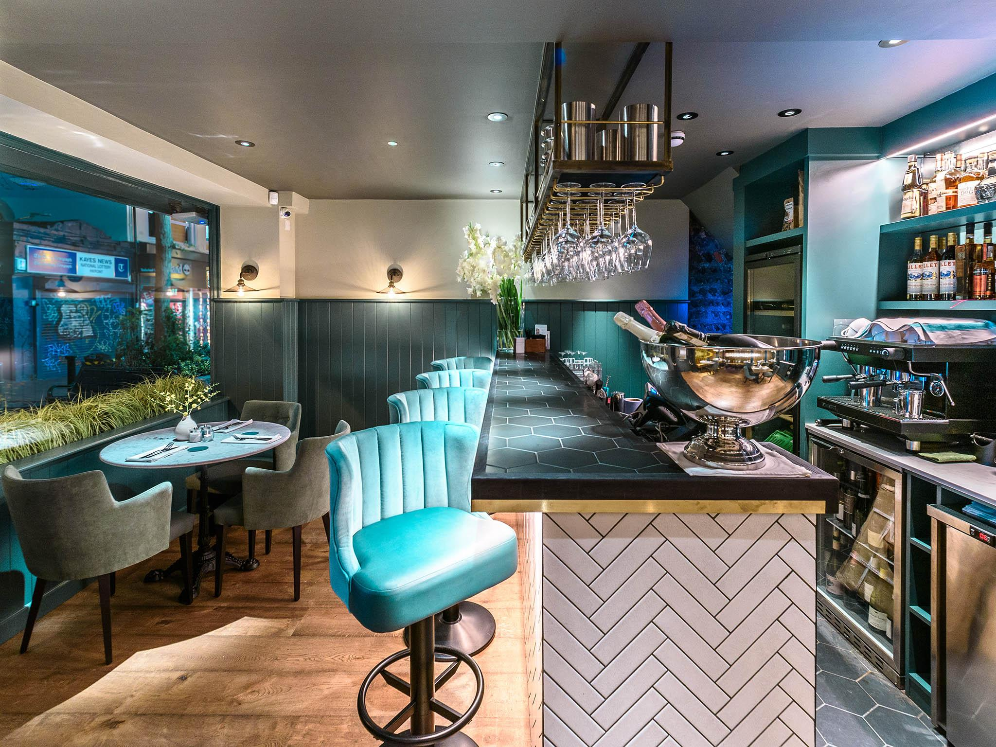 Frog by Adam Handling restaurant review: This joint has legs | The ...