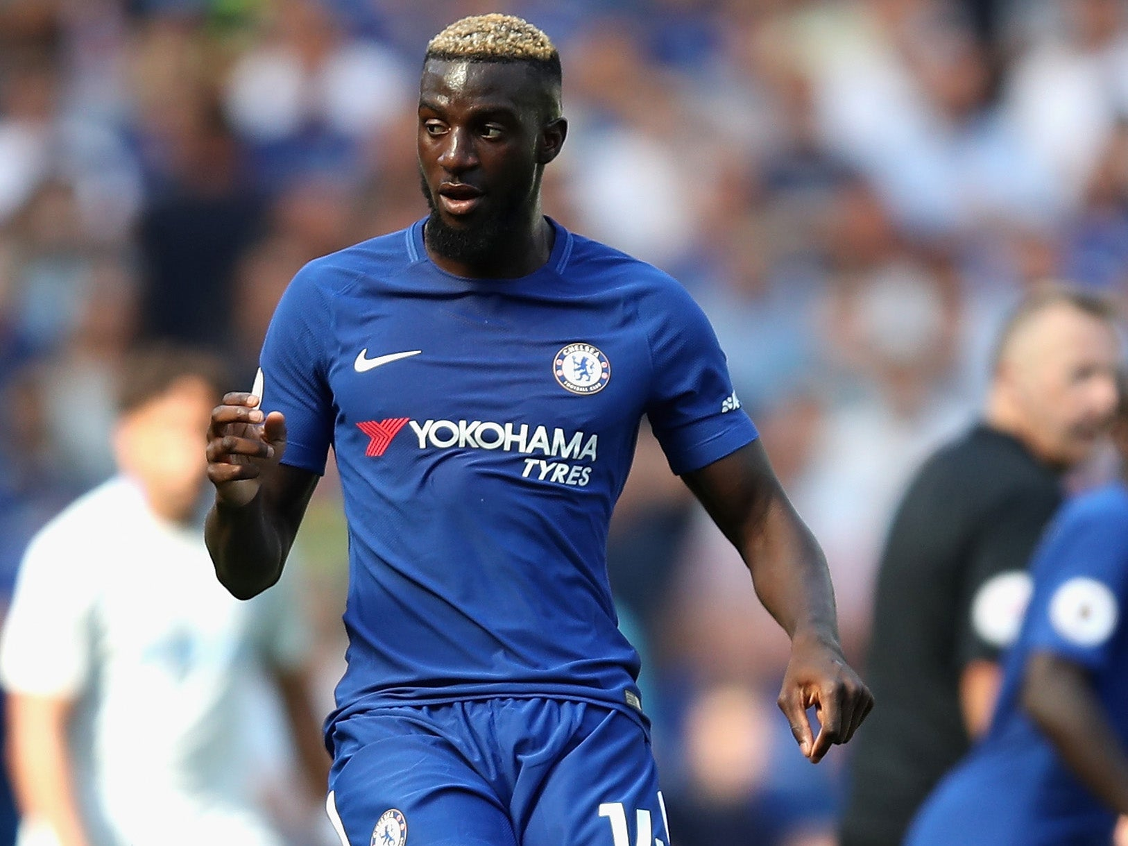 Tiemoue Bakayoko insists he is not scared of Danny Drinkwater as