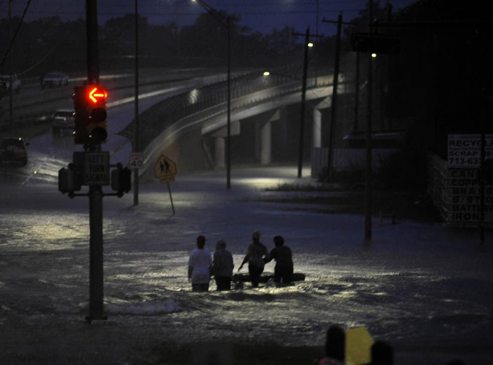 Hurricane Harvey has had disastrous consequences for the people of Texas