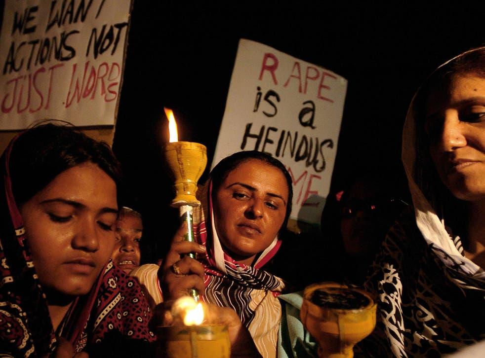 Pakistani high-profile gang rape victim Mukhtaran Mai