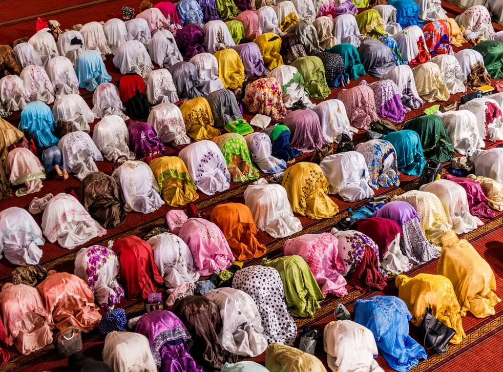 Muslims have the basis of a faith in common, but are not a homogeneous entity