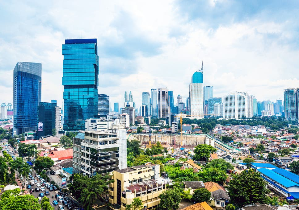 Jakarta Is A Vibrant Mix Of Cultures