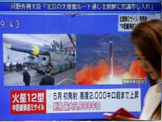 US must take 'serious action' on North Korea missile launch over Japan