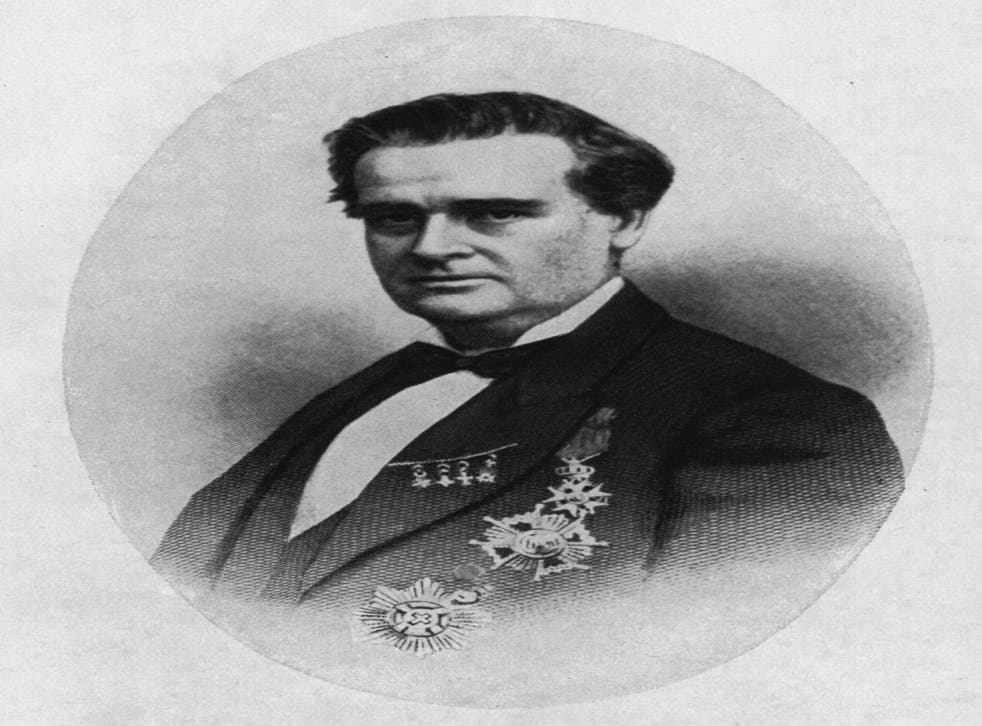 James Marion Sims was known as the 'father of modern gynecology