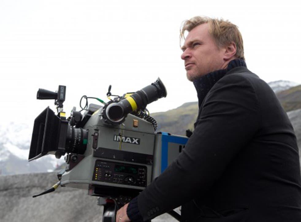 The director Christopher Nolan shot his recent wartime epic 'Dunkirk' on film, not digital