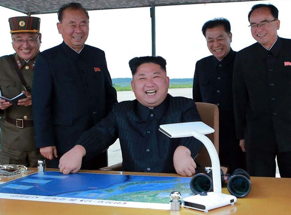 North Korea is believed to have conducted a hydrogen bomb test