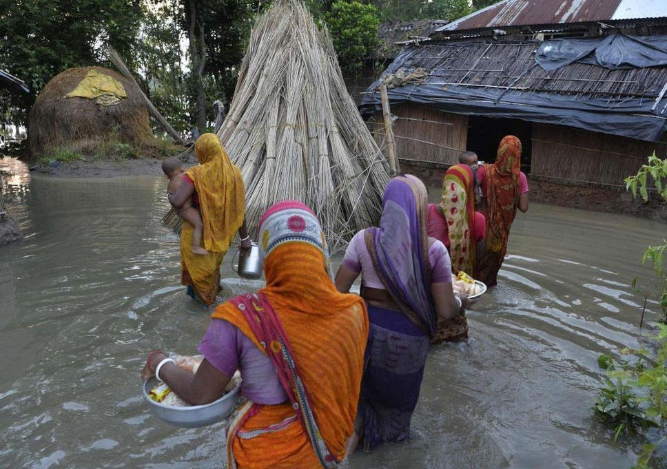 South Asia flooding: How you can help the millions of