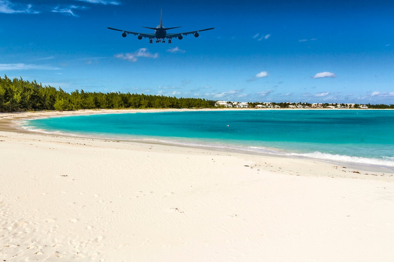 Flights to these five holiday destinations have dropped since last September