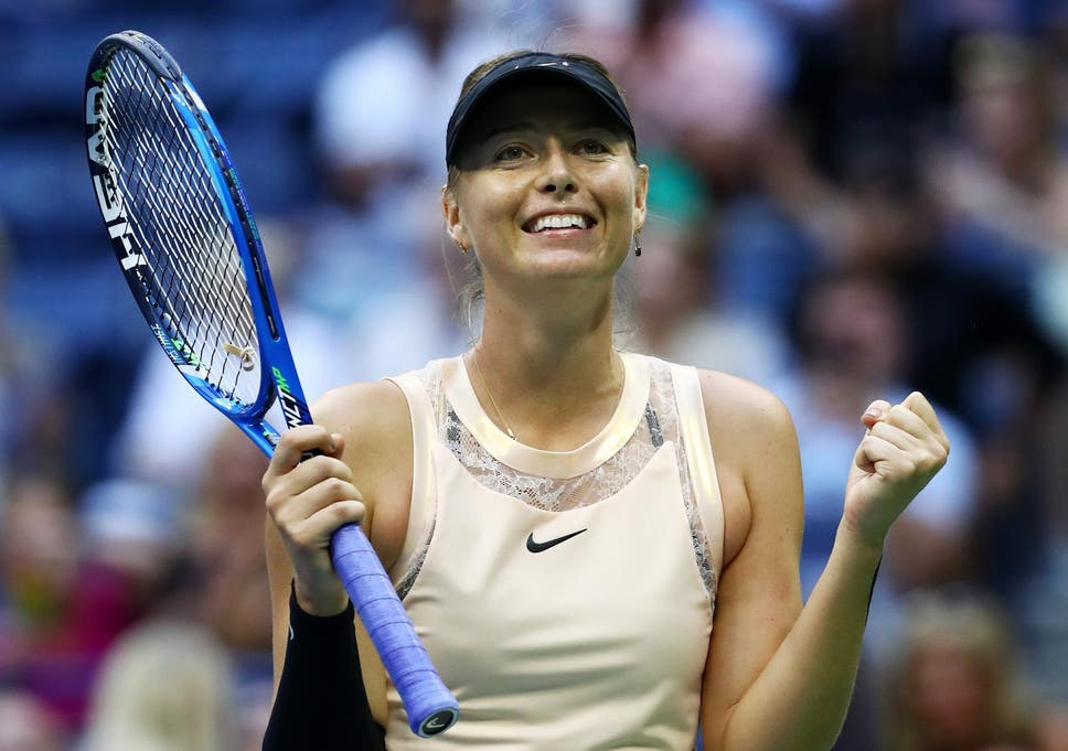 Flushing Meadows welcomes back Maria Sharapova with open