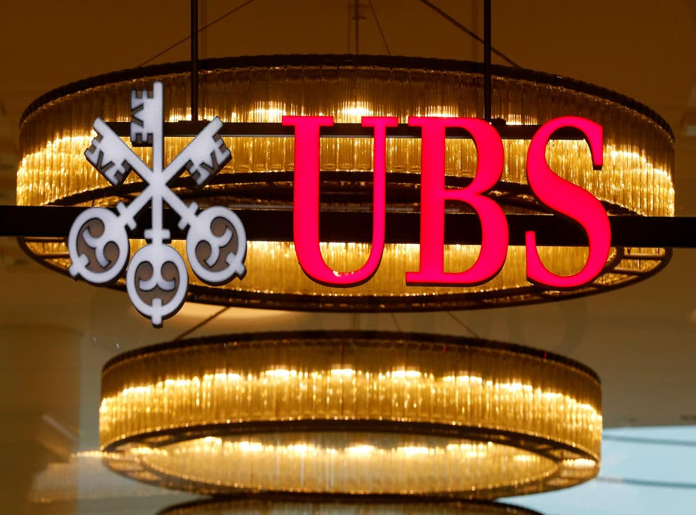 UBS currently employs around 5,000 people in London