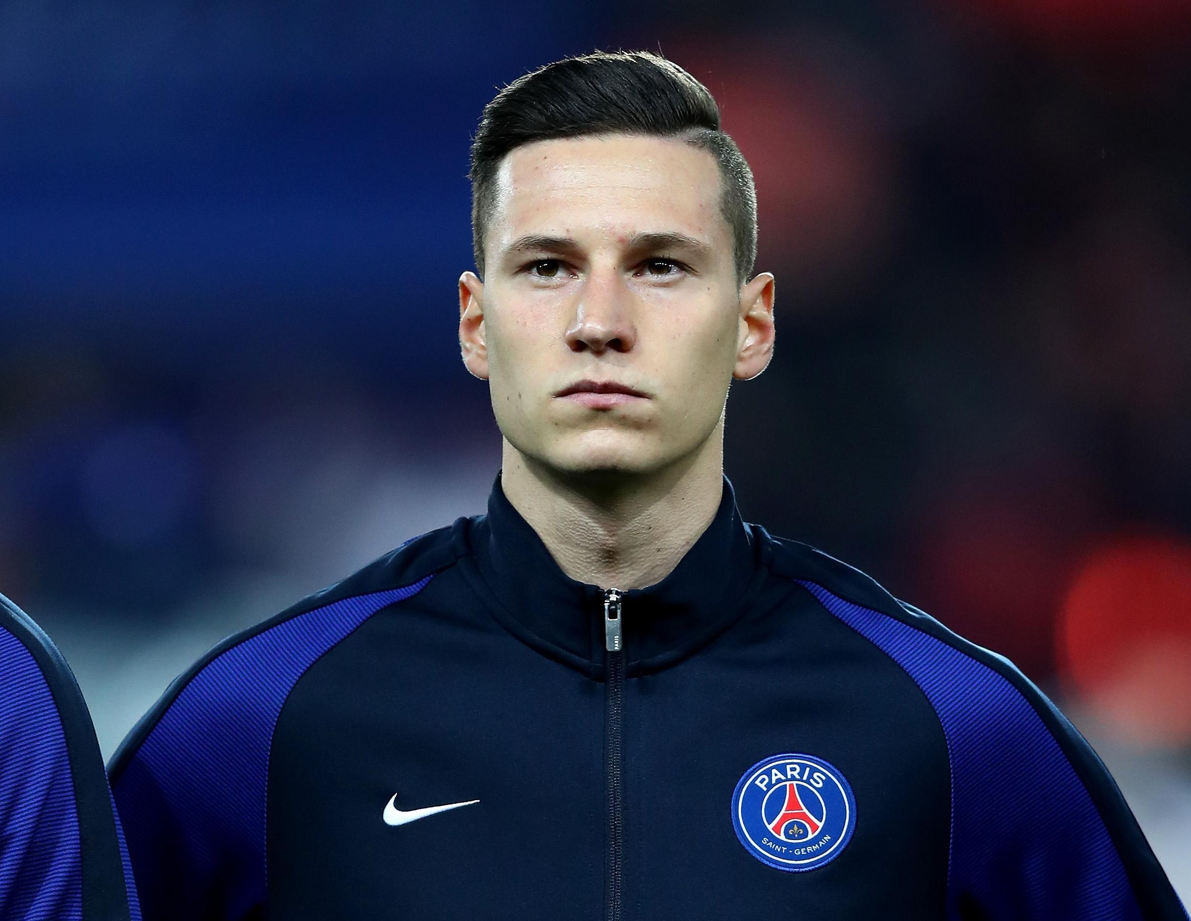 Julian Draxler Paris Saint-Germain Away Jersey