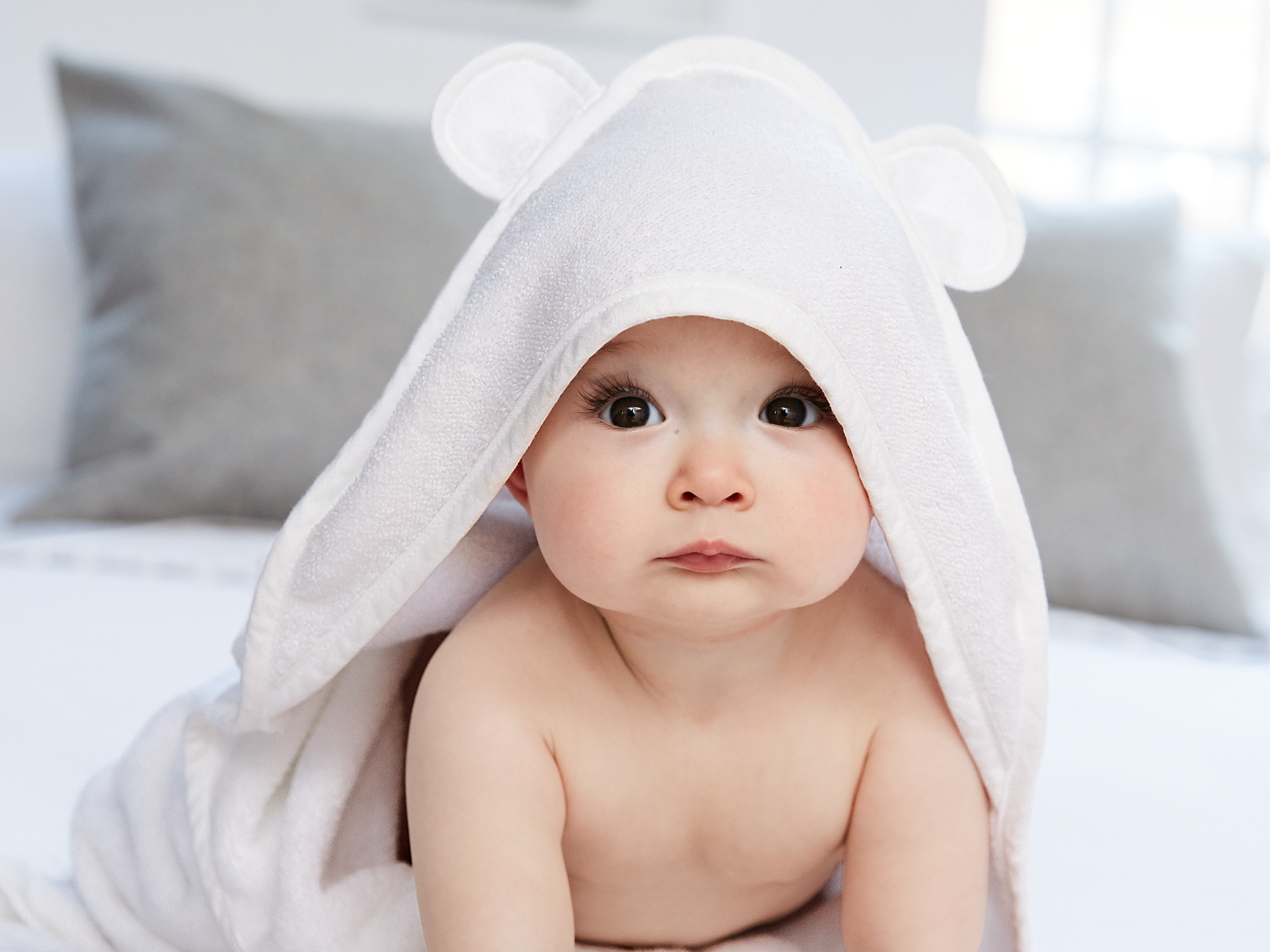 10 best baby and toddler bath towels the independent