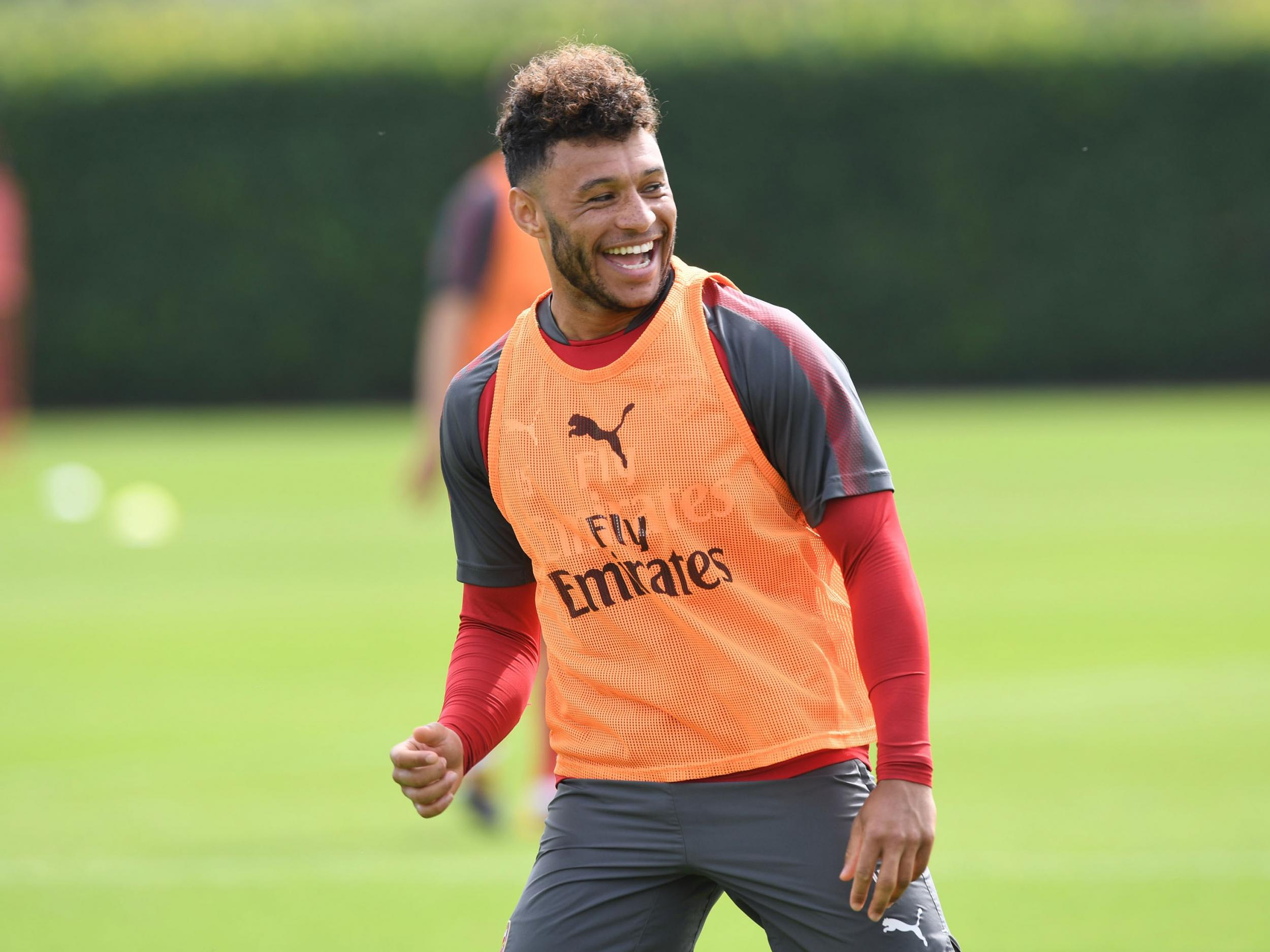 Alex Oxlade Chamberlain takes £60k a week pay cut to join