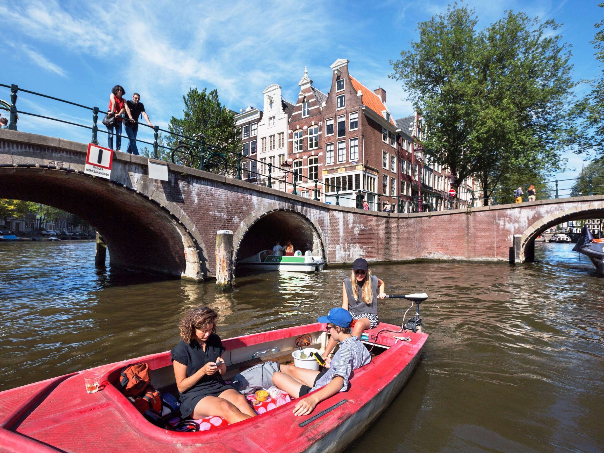 Amsterdam hotels 10 best places to stay the independent for Hotel amsterdam economici piazza dam