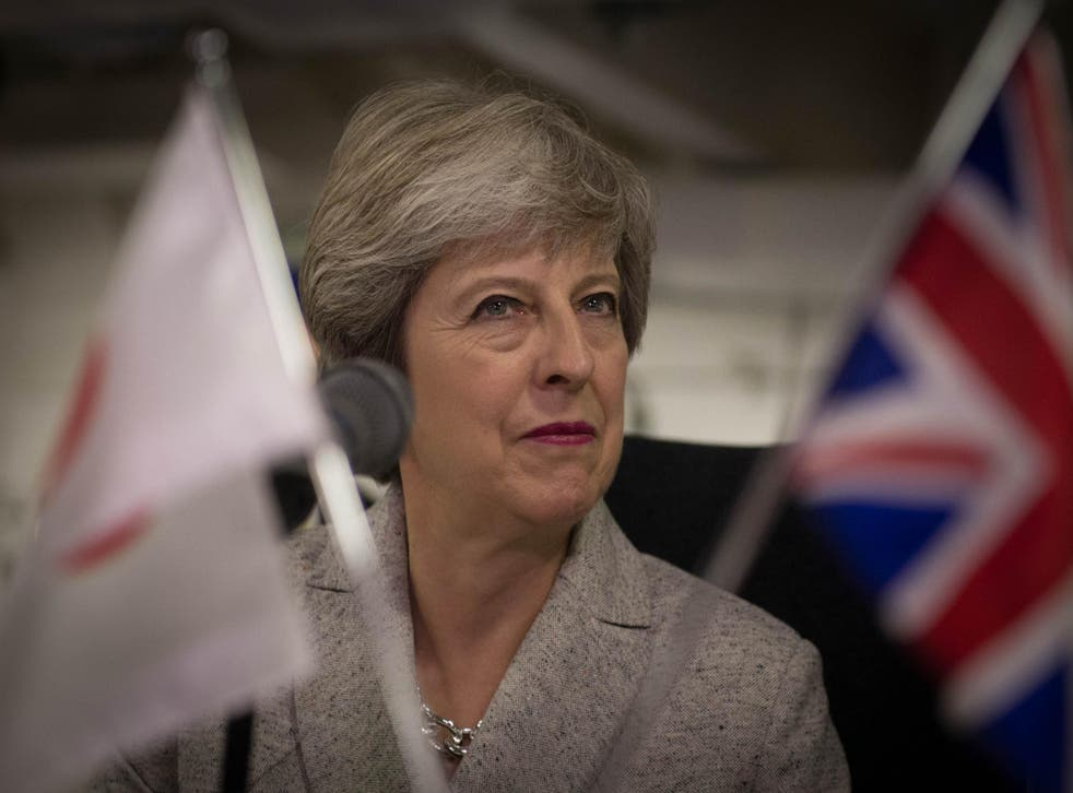 Ms May has pledged her intention to stay as Prime Minister for the 2022 general election