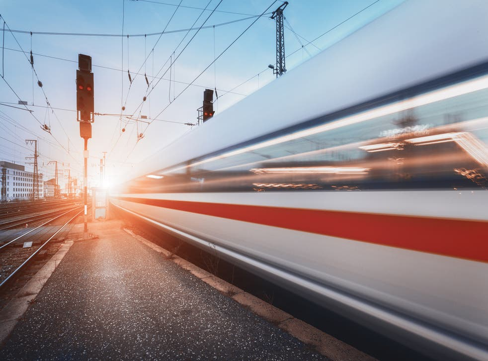 China wants to develop the trains of the future