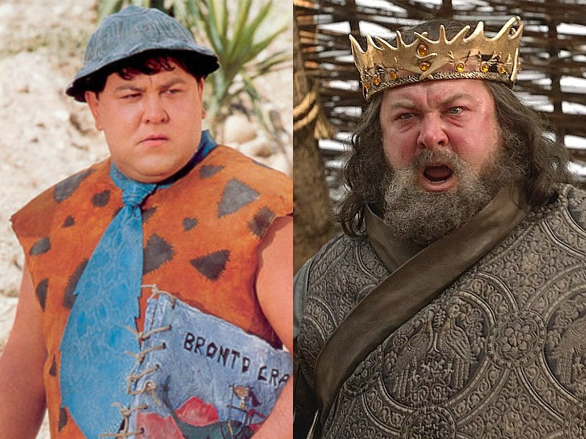 Here's what the 'Game of Thrones' cast looked like when they