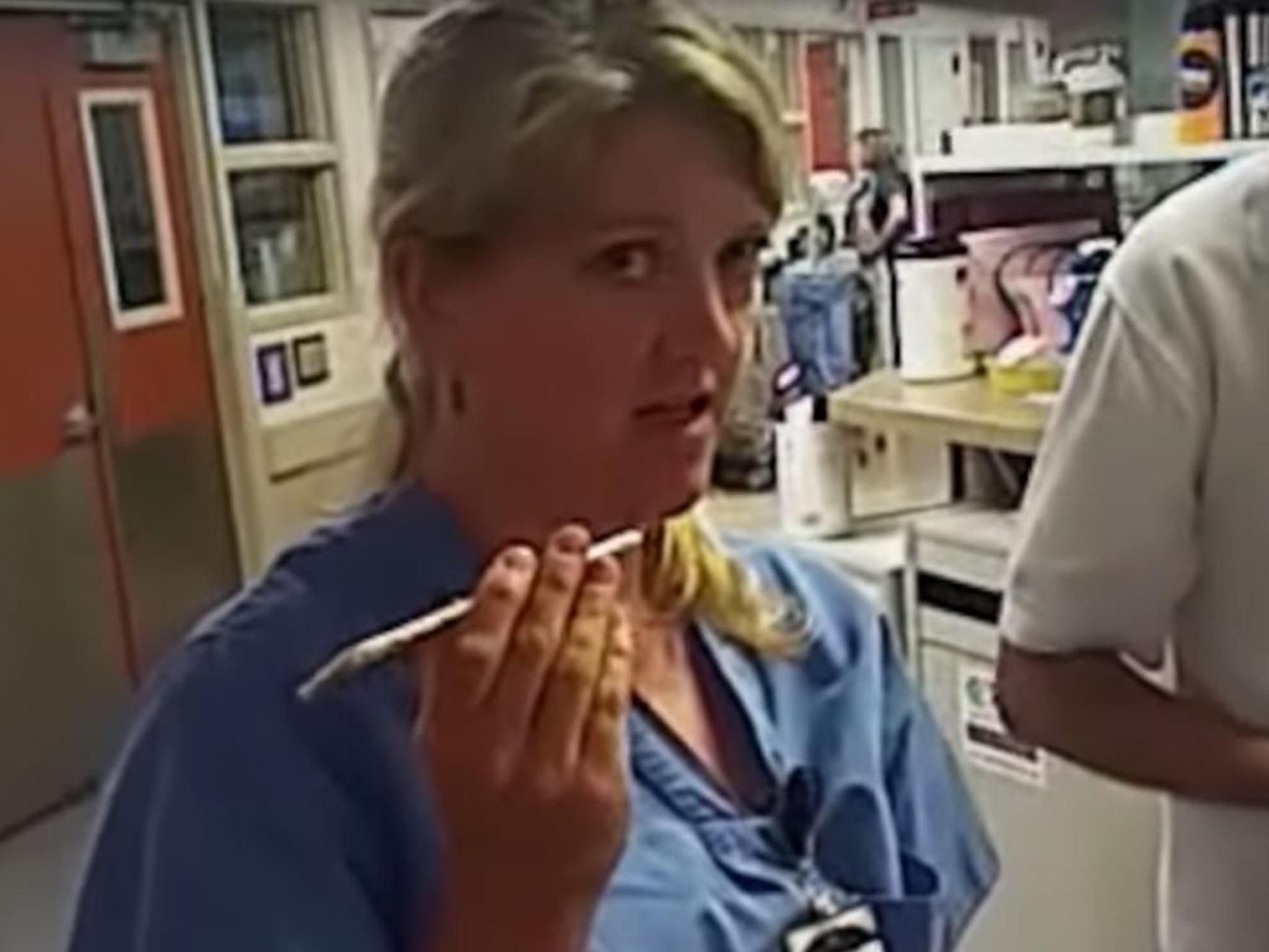 Nurses dating cops