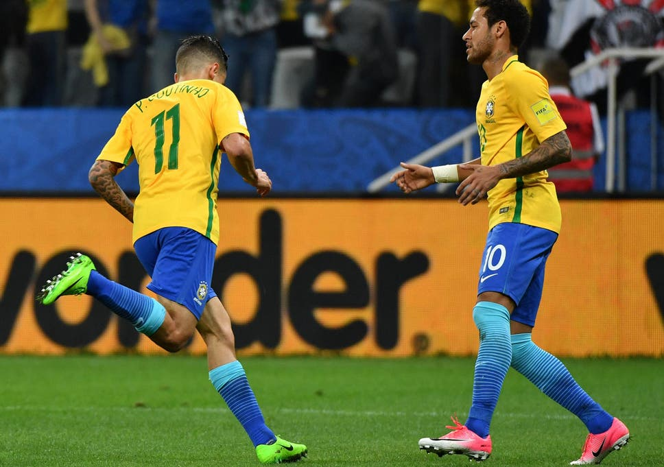 d0f308d8237 Neymar on Liverpool s Philippe Coutinho   At this moment he lives a very  great sadness