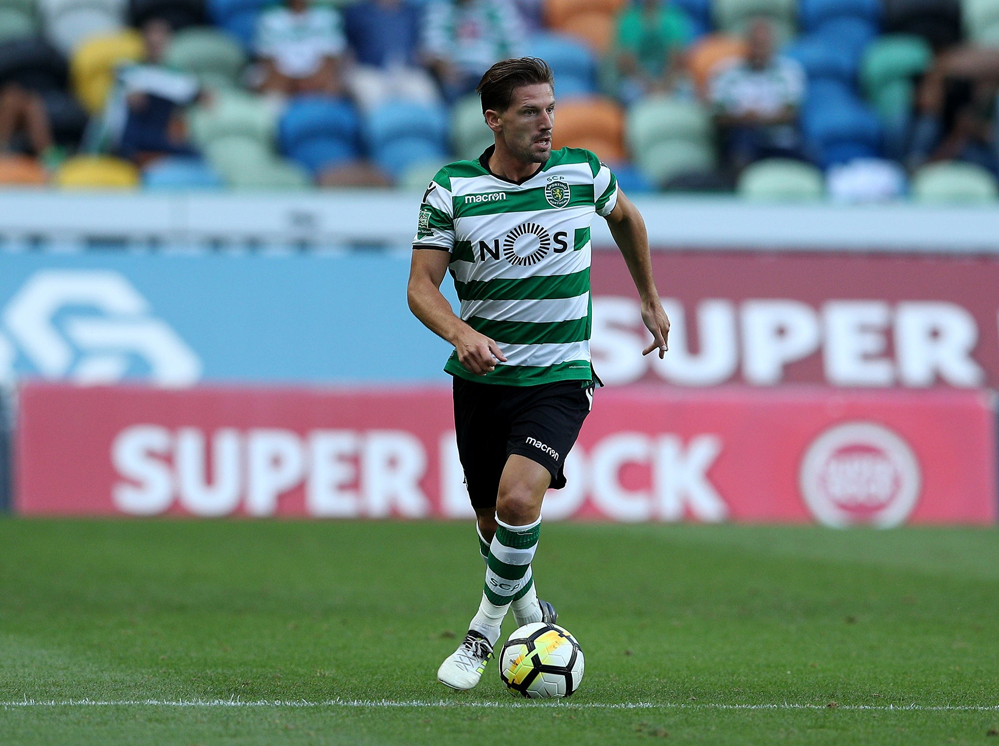 Leicester City sign Adrien Silva in £22m deal 20 hours after