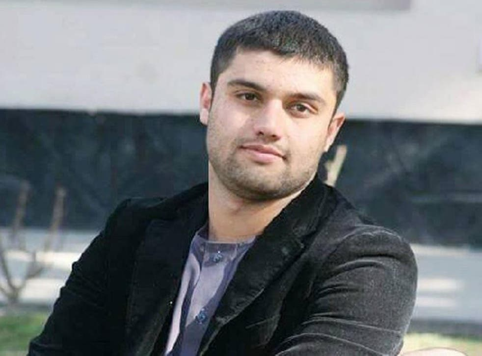 Samim Bigzad, an Afghan asylum seeker, is facing a new attempt to deport him to Kabul