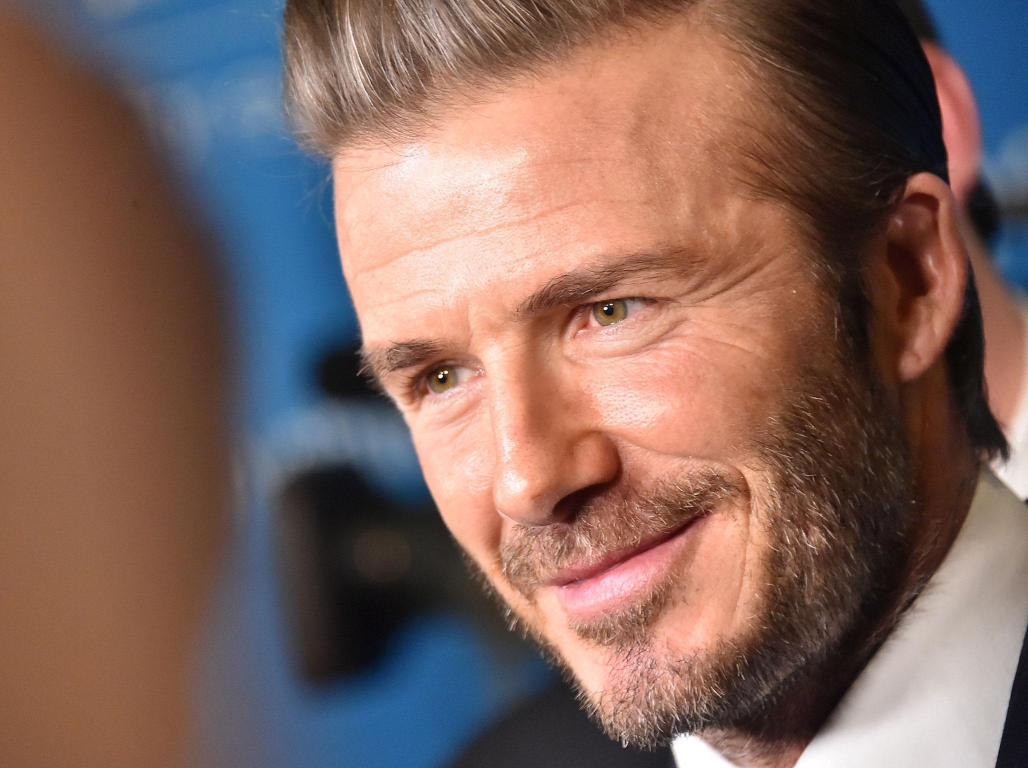 David Beckham was like Michael Jordan for MLS his Miami team can