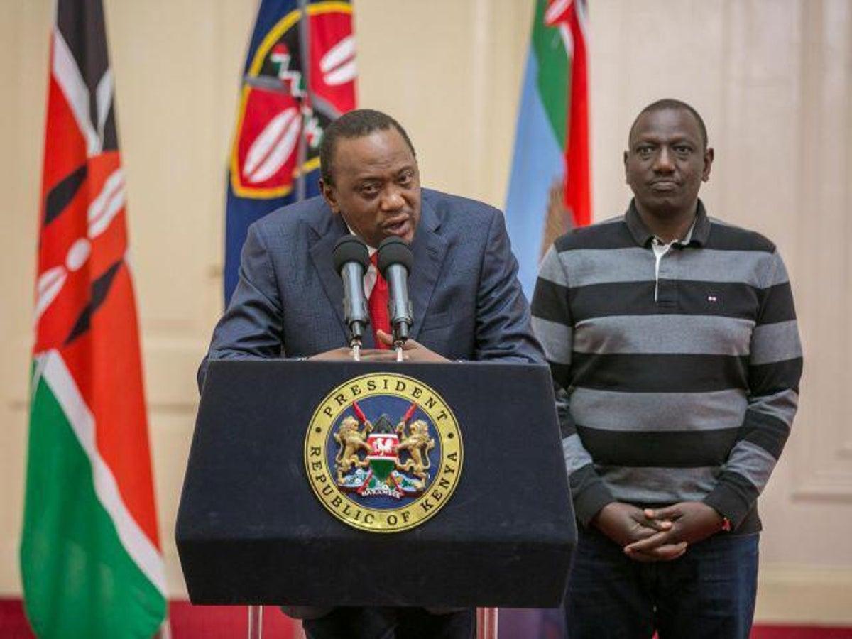 Kenyan President Uhuru Kenyatta vows to 'fix' judiciary after ...
