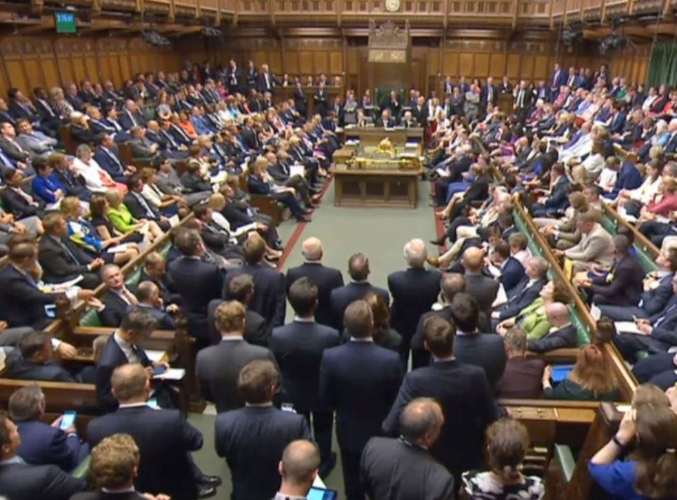 Plans to reduce the number of MPs appear to be dead