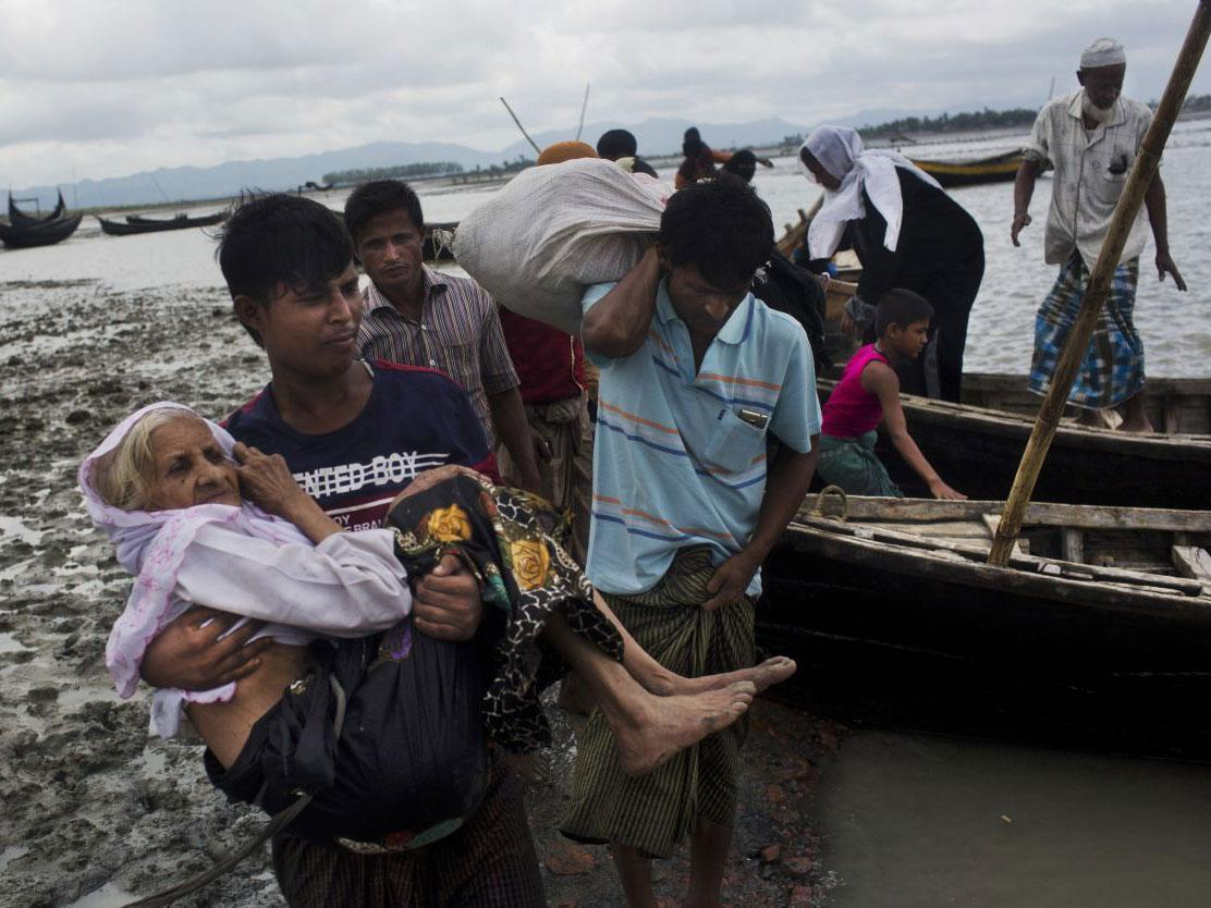 Burma: Rohingya children 'beheaded and burned alive' as