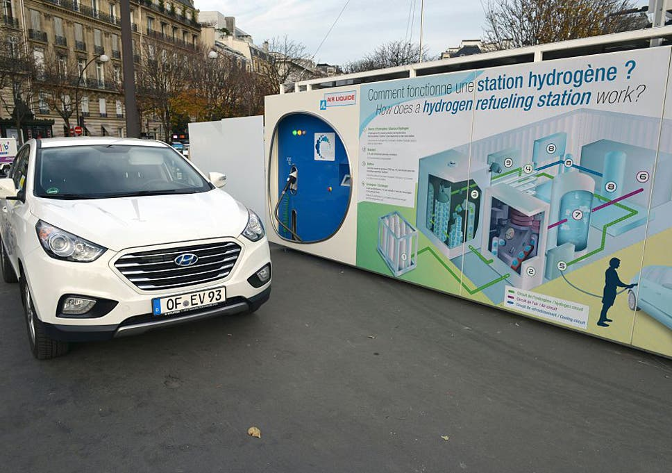Hydrogen society: Water power still in the running as the