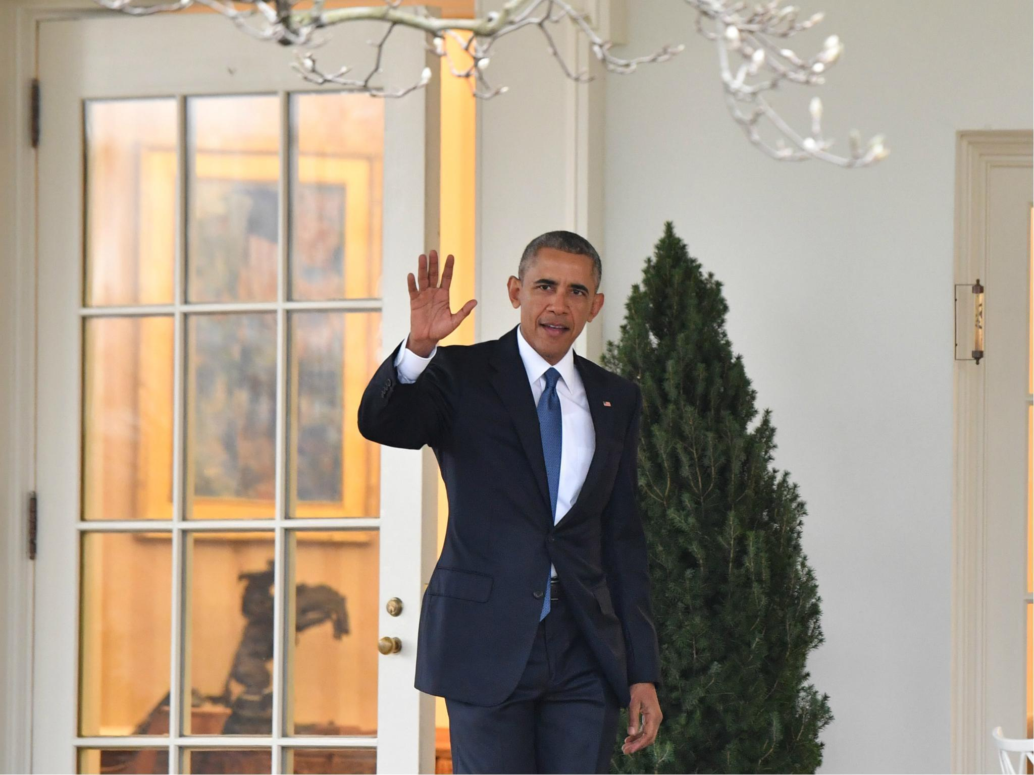 Studio Ovale Obama : Inside the white house barack obama reveals private living areas