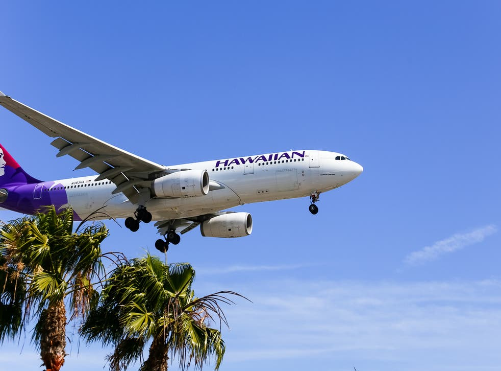 Hawaiian Airlines had to turn a flight around due to a drunk passenger