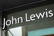 John Lewis gender neutral clothing labels faces public backlash