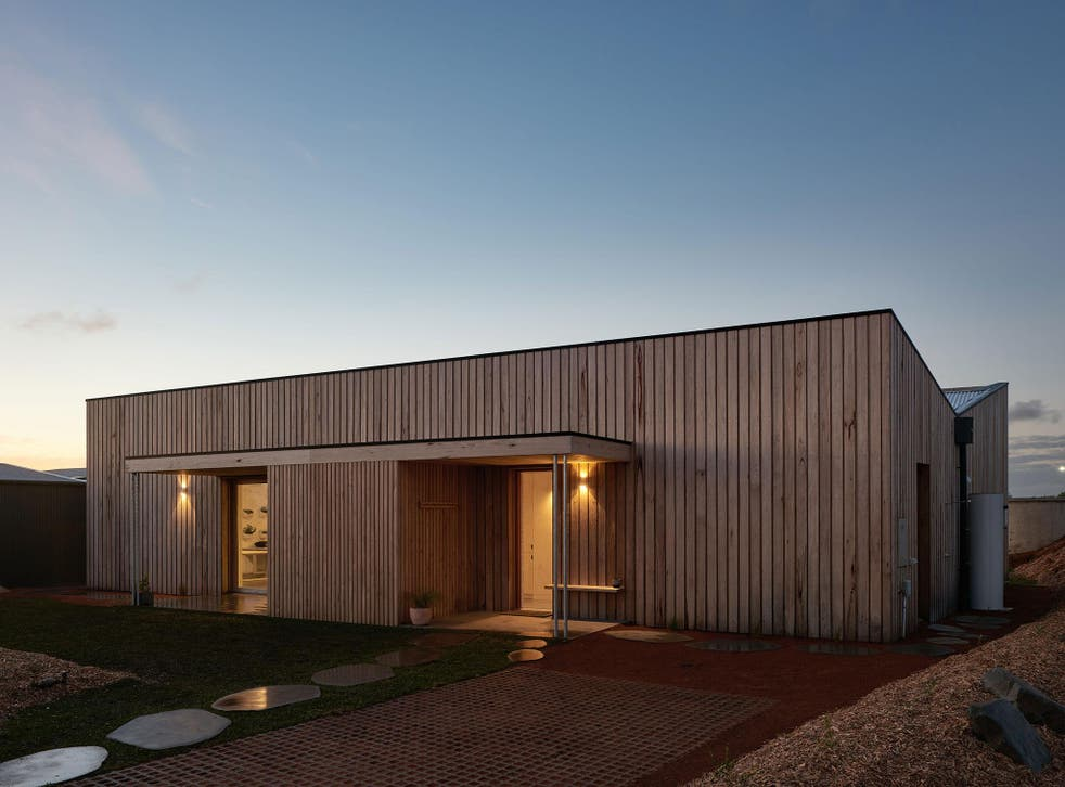 The 10 Star Home is carbon positive (Dan Hocking)