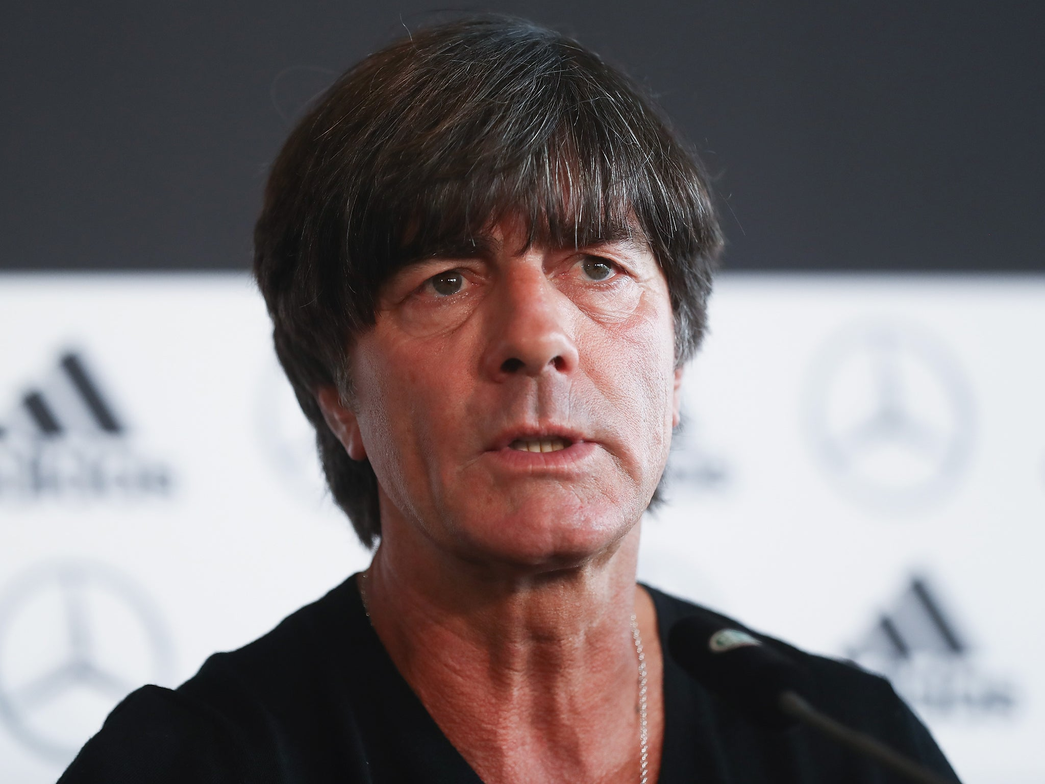 Joachim Low full of rage after Germany fans sing Nazi songs in