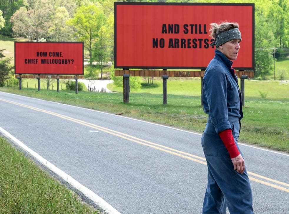 Frances McDormand is superb as the stoical, strong-willed but vulnerable mother