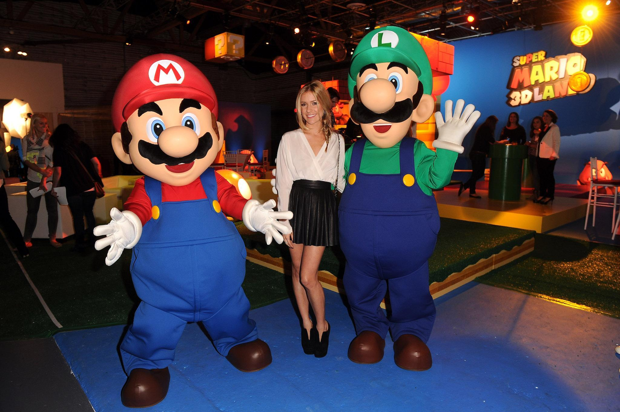 Mario is no longer a plumber, Nintendo officially says | The Independentindependent_brand_ident_LOGOUntitled