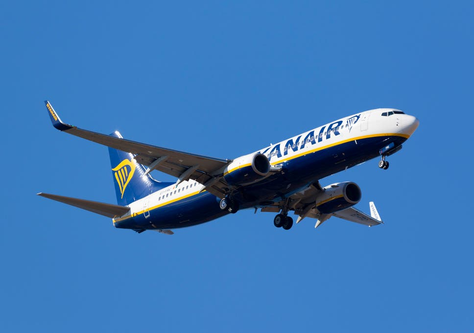 Ryanair cancelled flights  The complete list   The Independent b36d229963f5