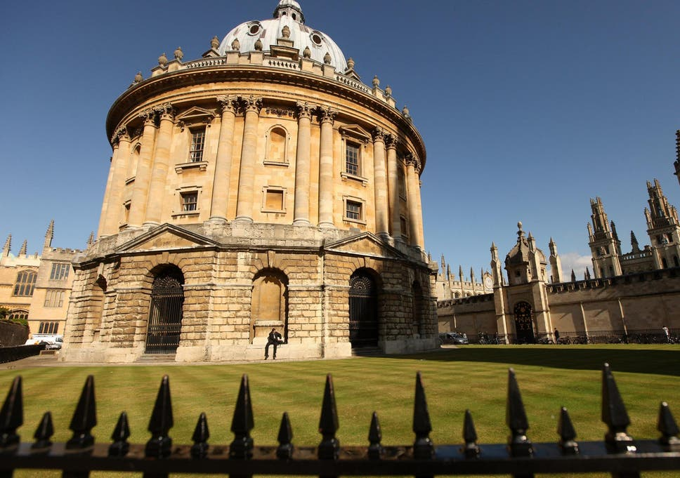 Oxford University has been crowned the best university in the world