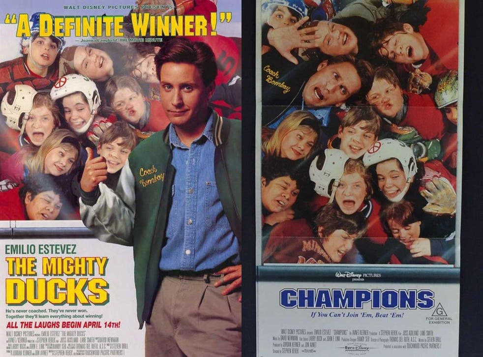 """""""The Mighty Ducks"""" or """"Champions""""?"""