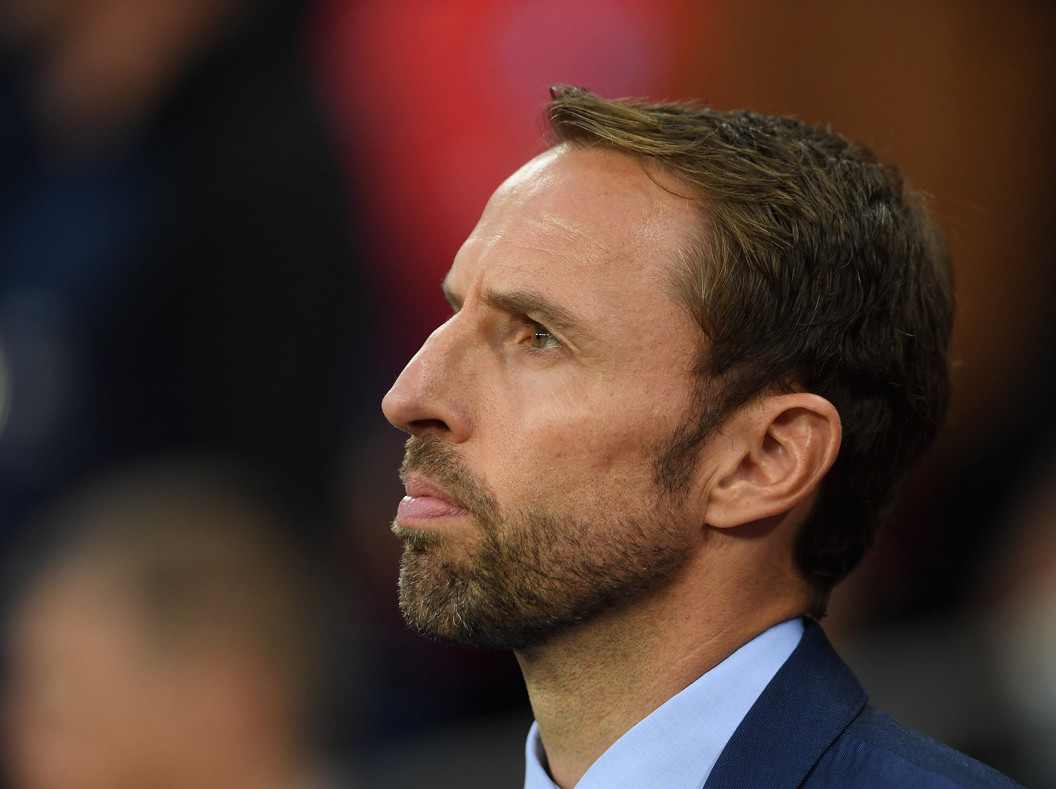 England won't improve unless they test themselves against very best, insists Gareth Southgate
