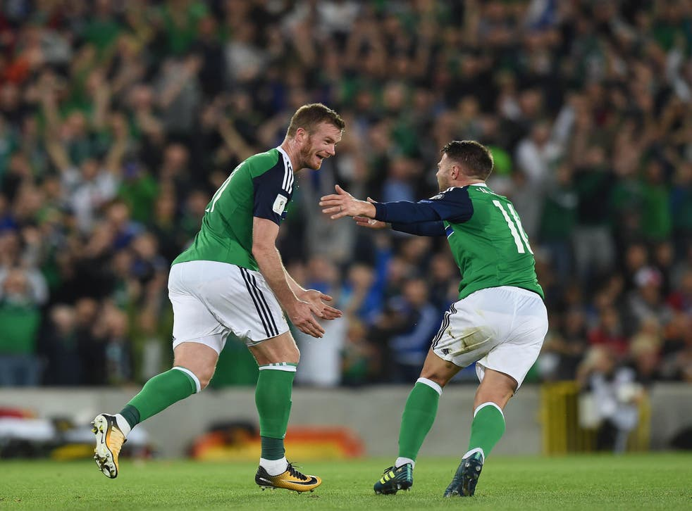Northern Ireland now have a better points haul than Group A leaders France's total after eight games
