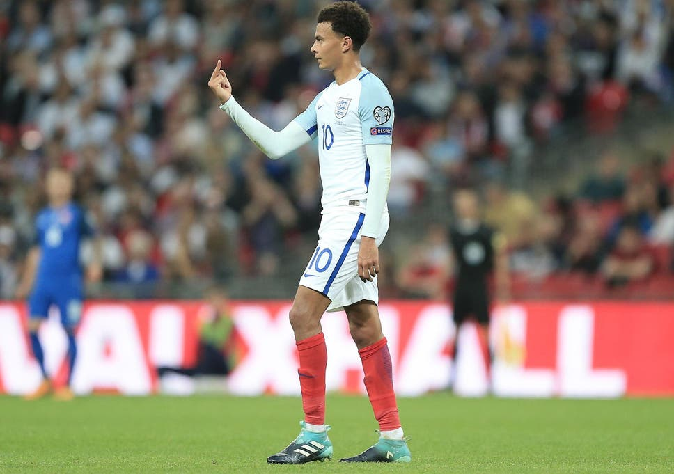 dele alli handed one match england ban by fifa after middle finger