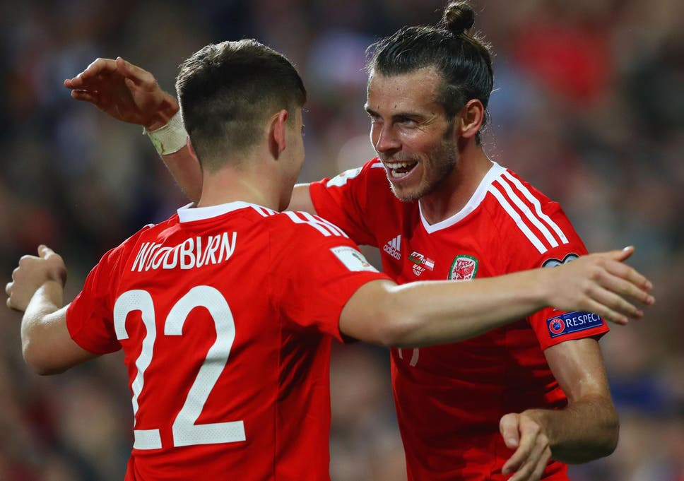new styles 82b0f d0931 Gareth Bale believes Wales have 'great chance' to qualify ...