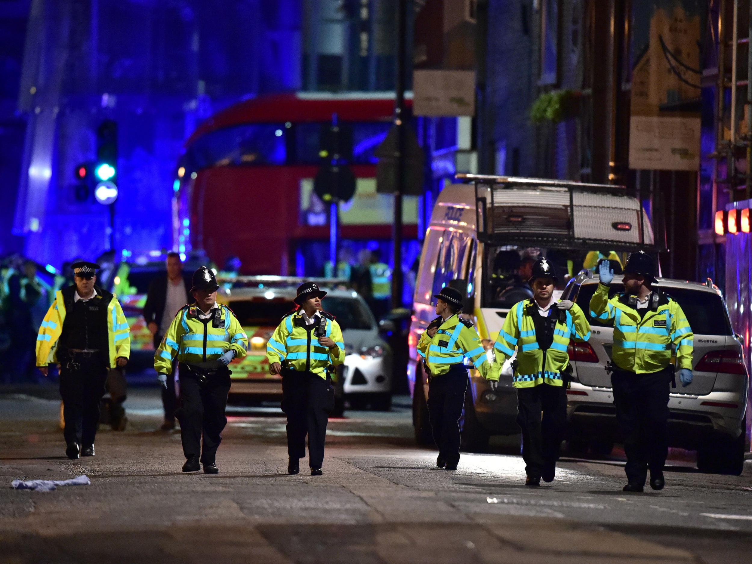 London Bridge attackers were lawfully killed by armed police, inques…
