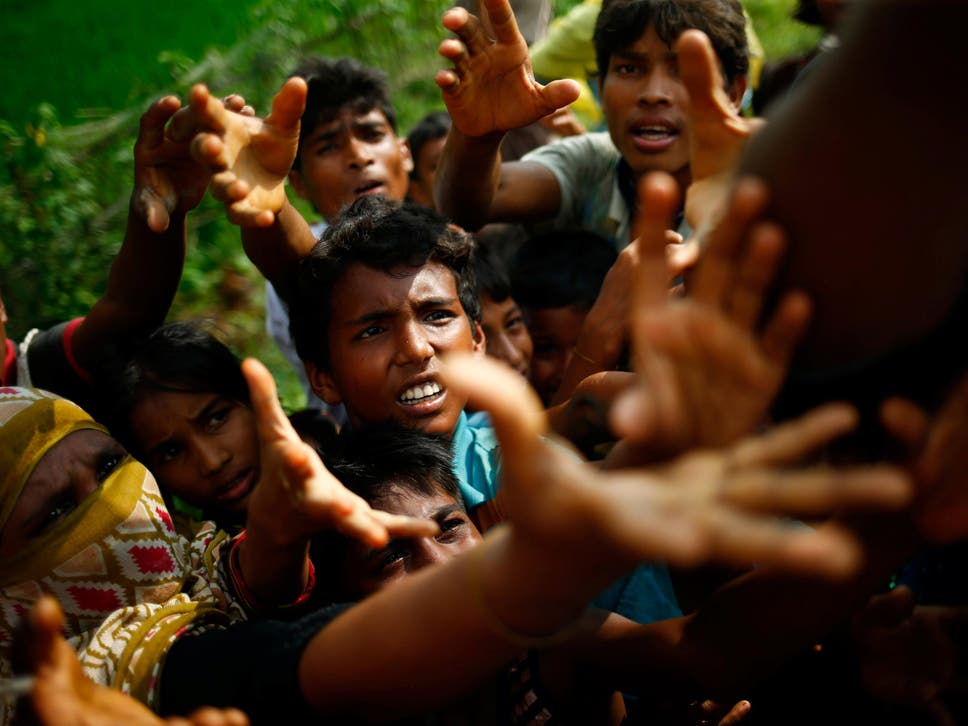 What created the blueprint for rohingya genocide in myanmar western rohingya refugees are fleeing to bangladesh amid sustained persecution malvernweather Images